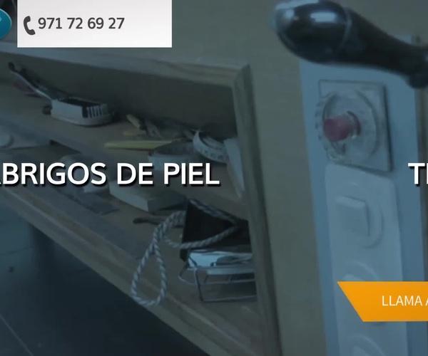 Arreglos de abrigos de piel en Palma de Mallorca | Peletería Marqués