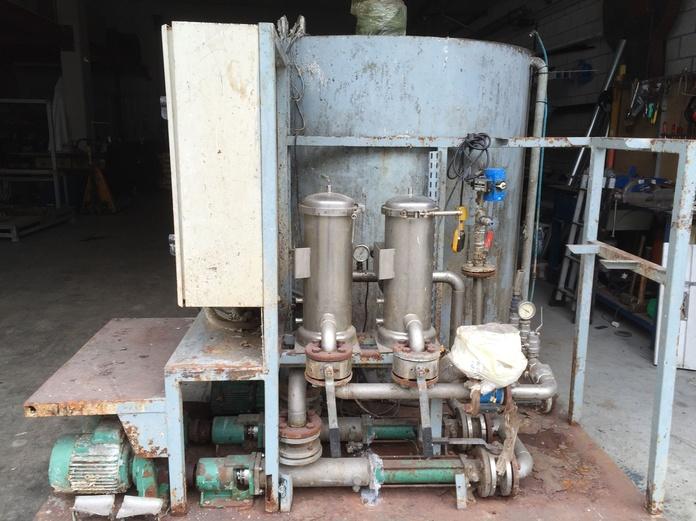 Equipo polielectrolito para emulsión: Productos nuevos y seminuevos de Equipos de Maquinaria Industrial