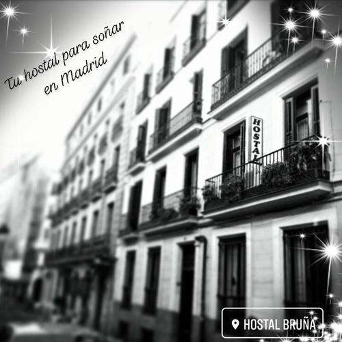 Hostal en Las Cortes, Hostal Paseo del Prado Madrid | Hostal Bruña