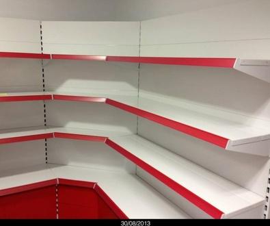 Estanterías de segunda mano para supermercados Murcia