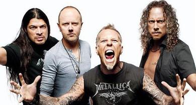 Avalancha de vídeos de Metallica