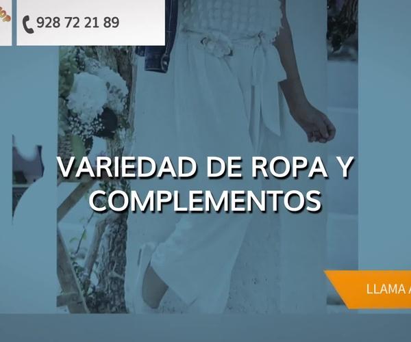 Ropa de niños en Las Palmas | Chip y Chop
