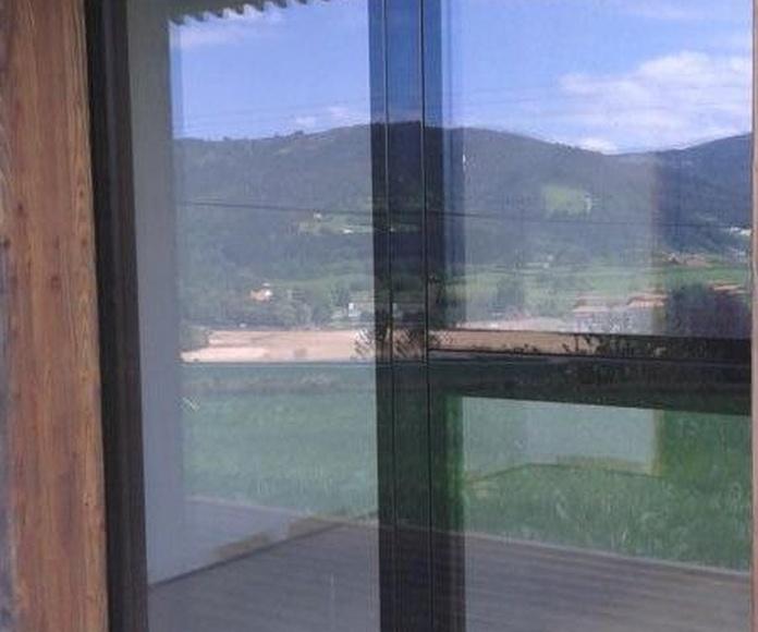 Ventanas de madera + vidrio: Productos de Carpintería Ortal