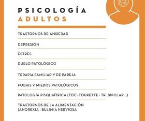 Psicología Clínica de Adultos