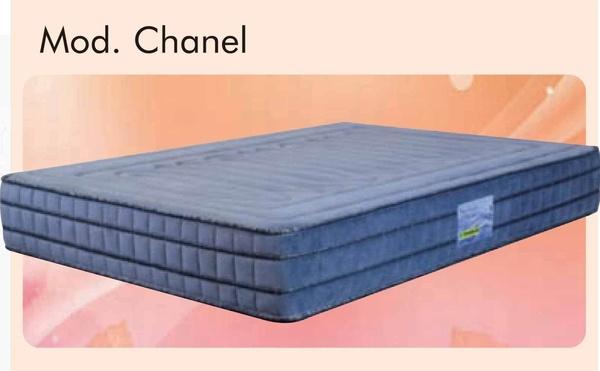 Colchón Chanel.