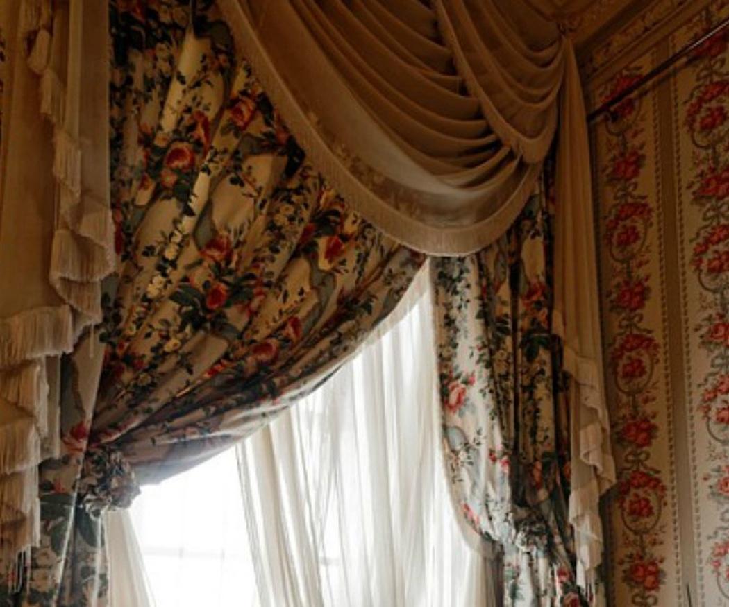 Sistemas para colgar las cortinas