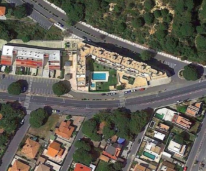 Situacion - Residencial San Miguel - El Rompido - Cartaya - Huelva
