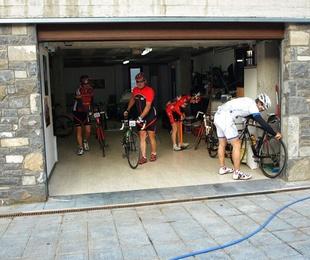 Bike Hotel : Servicio Especial Ciclistas