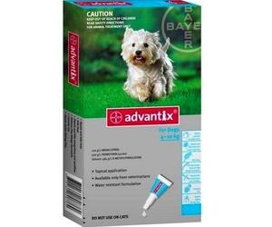 Farmacia veterinaria, Advantix