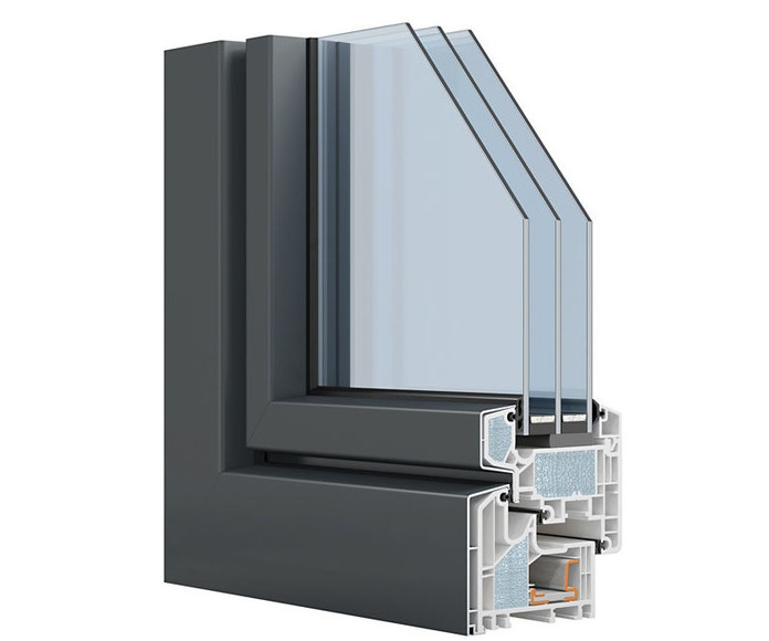 Ventanas de PVC y Aluminio