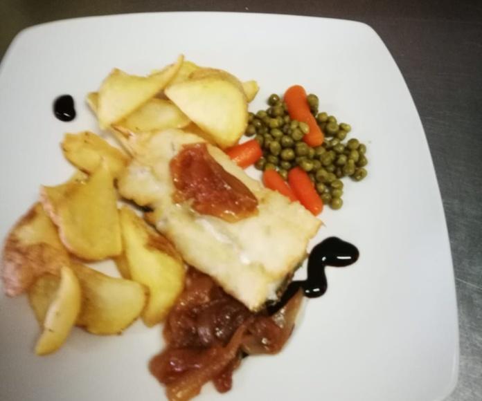 Nuestra cocina: Servicios de Restaurante Club Náutico Los Nietos