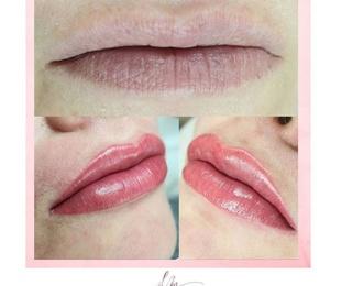 Micropigmentación de labios en Barcelona