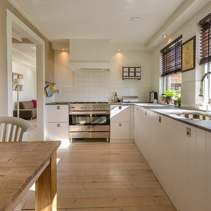 Muebles para mejorar tu cocina