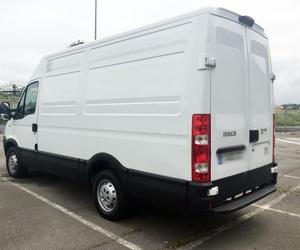 Alquiler de vehículos con equipos de frío en Santander