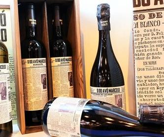 Vinos gallegos: Productos de Galacanaria