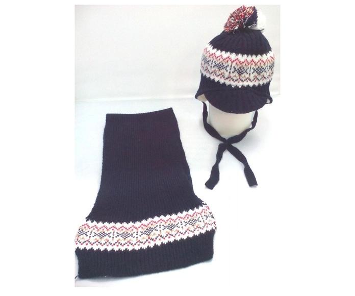 Gorros, capotas, bufandas y manoplas