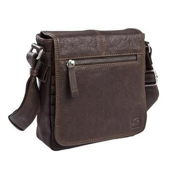 Bolso marrón oscuro, hombre: Productos de Zapatería Ideal Alcobendas