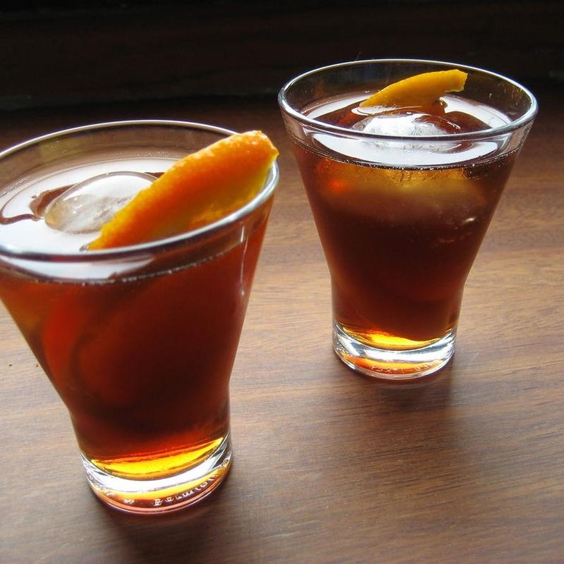 The vermouth: Menu de Restaurant Can Ganassa