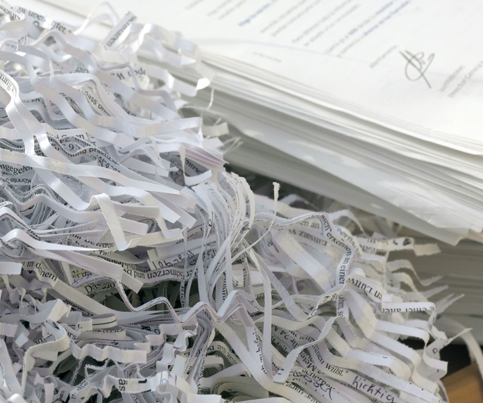 Destrucción de documentos: Servicios de Barny Missatgers