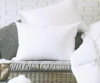 Klinun almohadas: Colchones de Flex Miluna