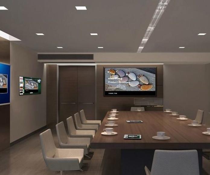 Limpieza de salas de reunión: Servicios de Niemco, S. L.