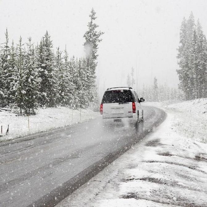 Proteger la carrocería del coche en invierno