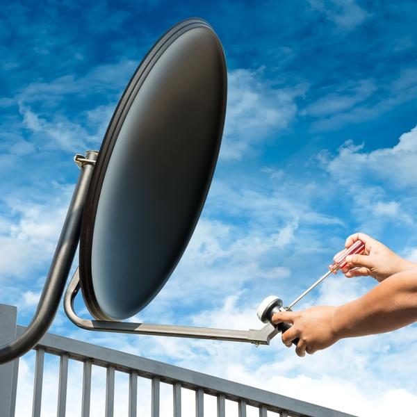 TV vía satélite: Servicios de Antenavisión