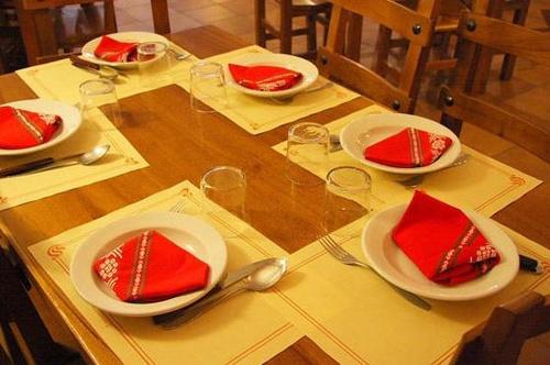 Comida tradicional para grupos