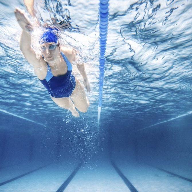 Ventajas de practicar la natación