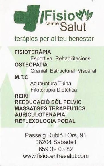 oferta Masajes Terapeuticos