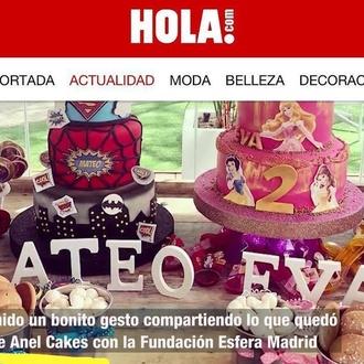 Anel Cakes en HOLA