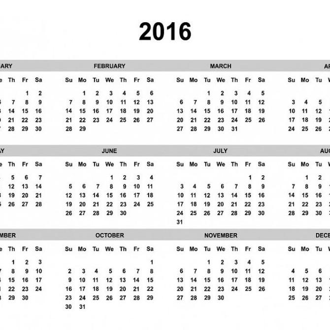¿De dónde vienen los nombres de los meses? (II)