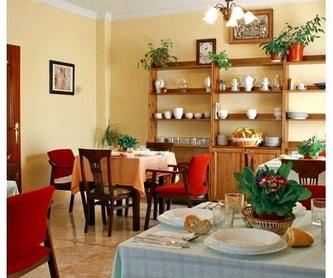 Habitaciones: Servicios e Instalaciones de Residencia Cristo de la Salud