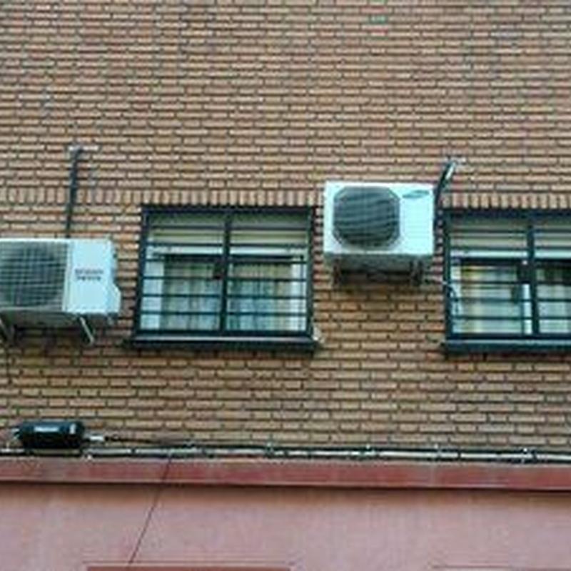 Cerramientos de edificios: Servicios y Productos de Cerrajería Avelino Izquierdo, S.L.