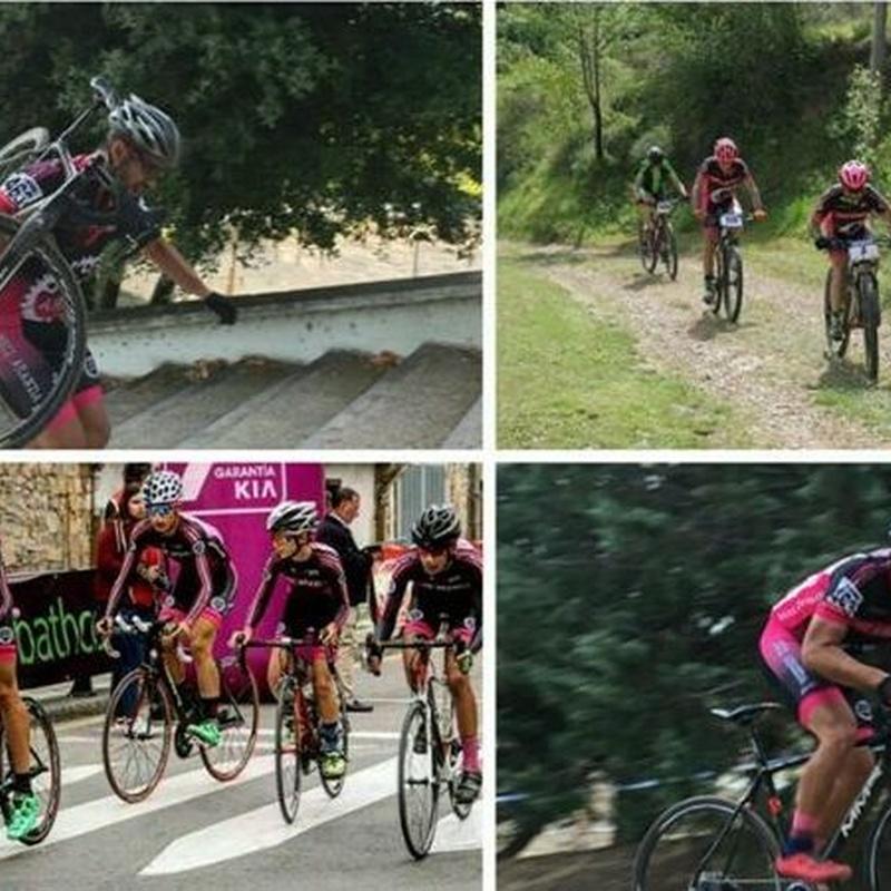 Nuestro equipo de Biciaranda: NUESTRA TIENDA de Bici Aranda