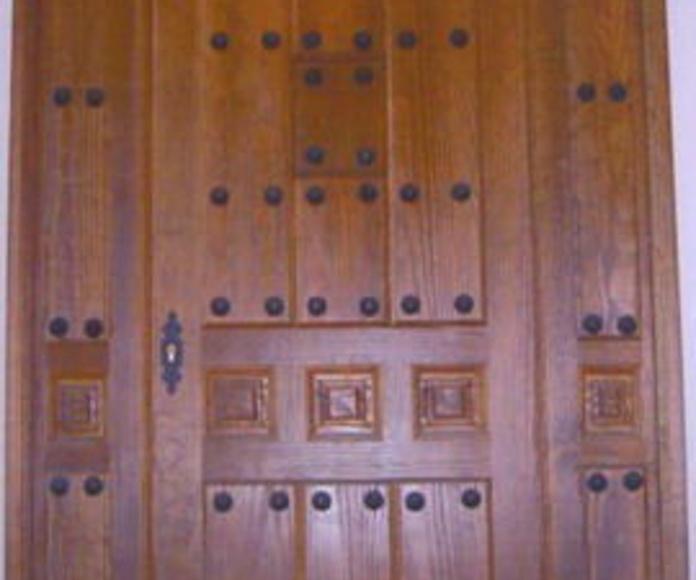Puerta castellana MT 6