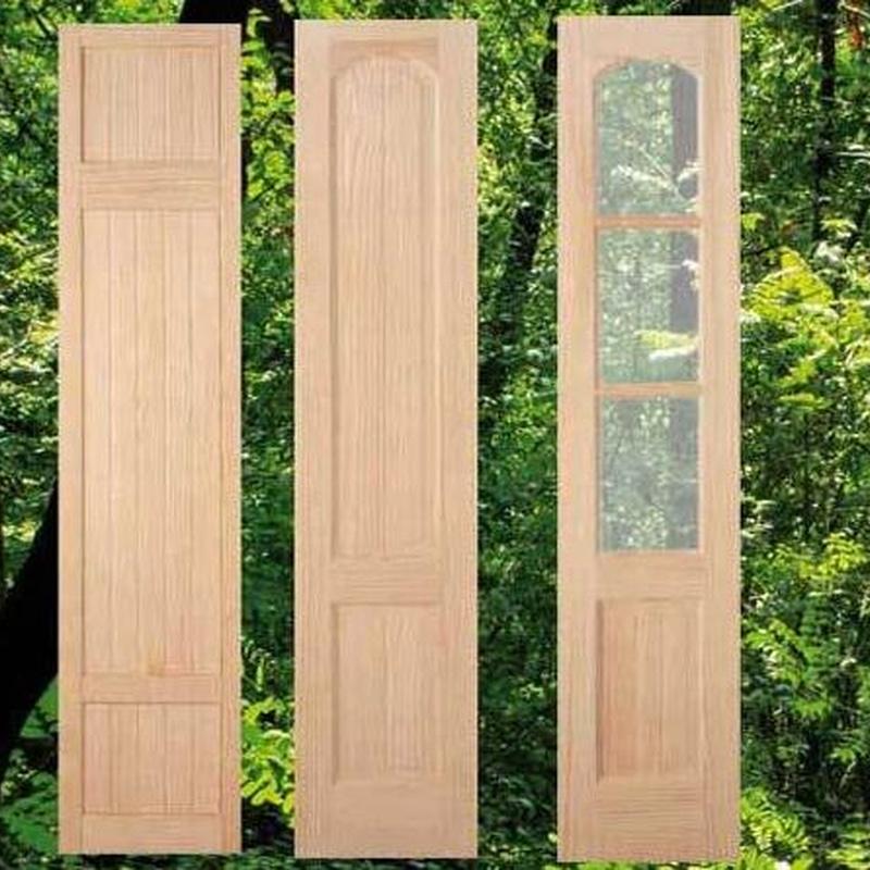 Puertas de armarios rústicos y clásicos: Catálogo de Maderas Perafort