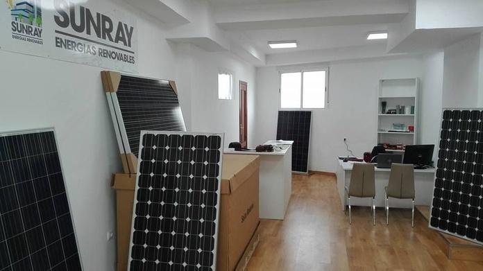 Venta de energía verde: Servicios de Sunray Energías Renovables