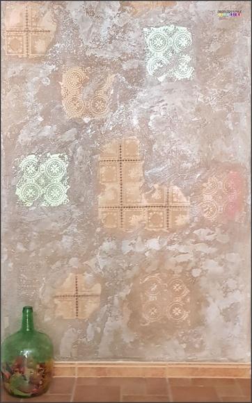 Pintura decorativa - ÁNIMA + METALLIC EFFECT