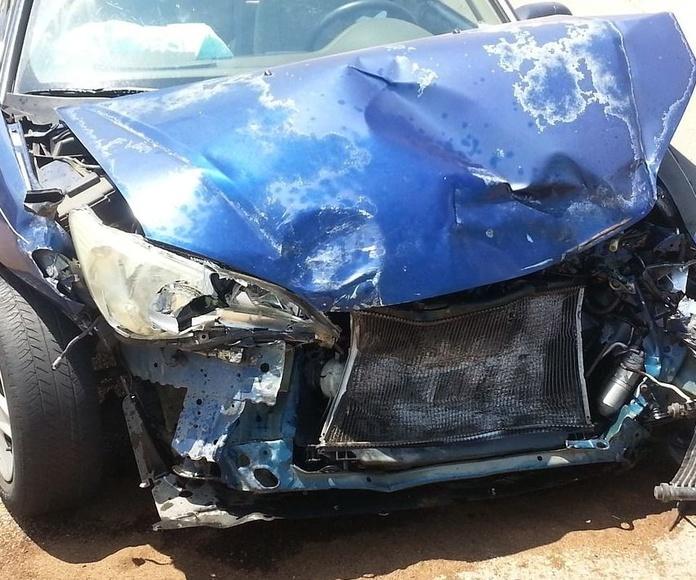 Accidentes de tráfico : Servicios de Serrano & Serrano Abogados