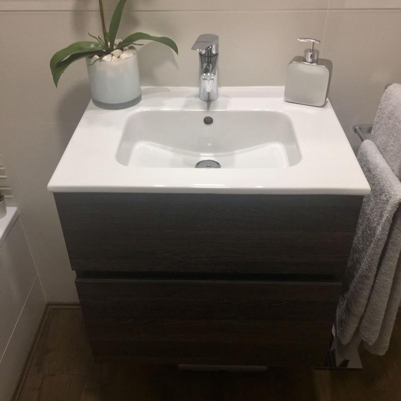 Reforma de baño en Portazgo