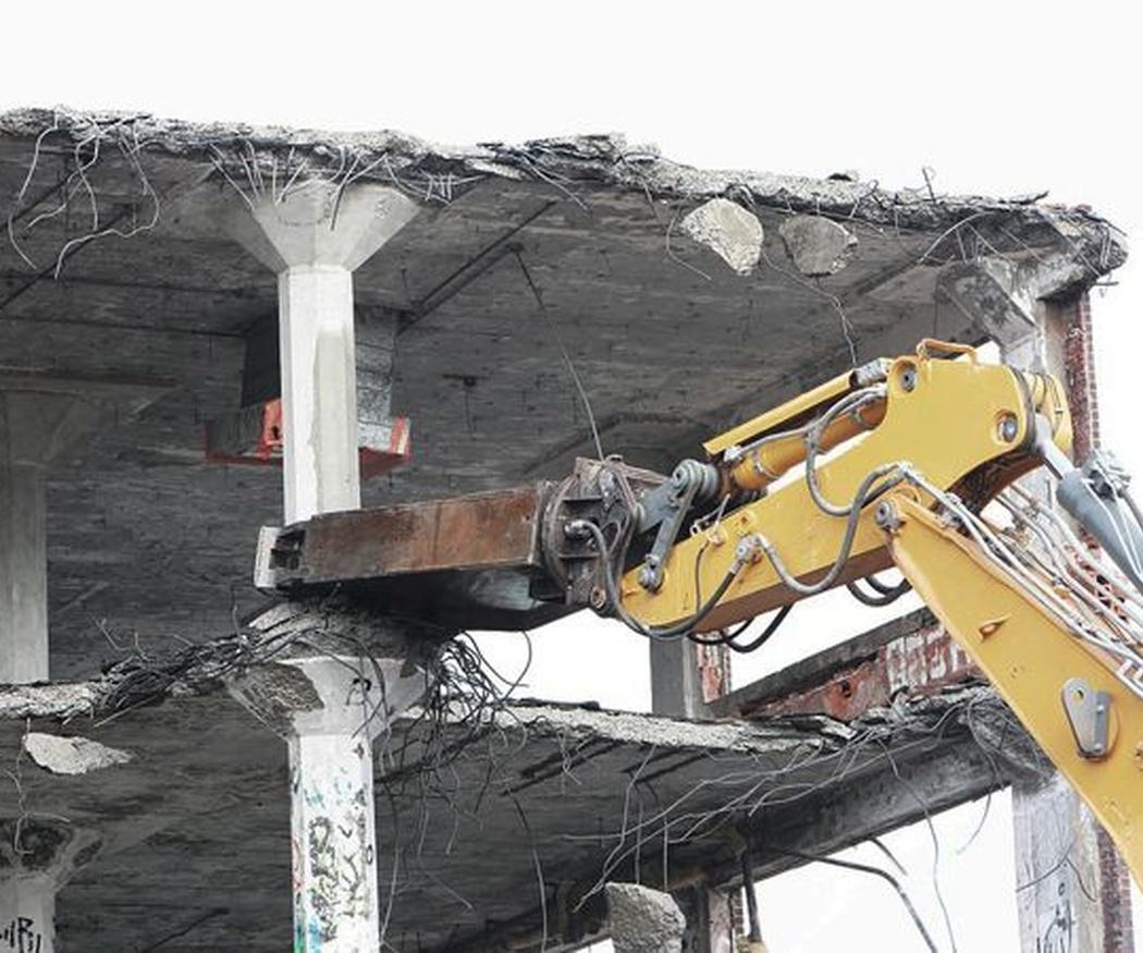 Trámites previos necesarios para una demolición