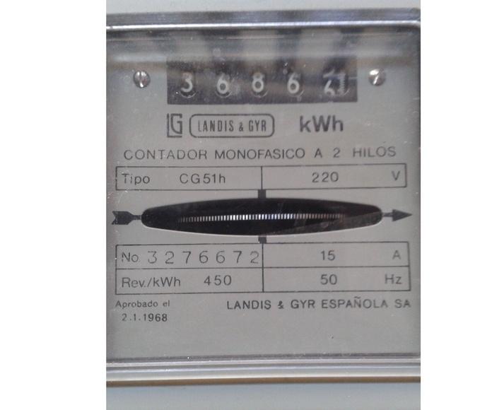 Centralización de contadores: Servicios de Instalaciones Eléctricas Garter