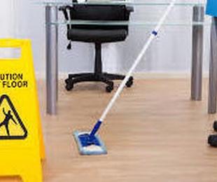 Limpieza de colegios