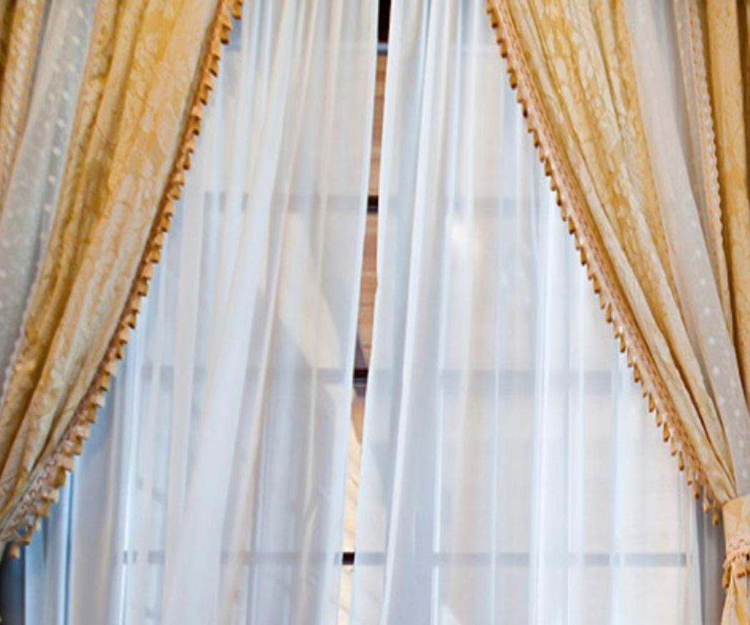 Cómo diferenciar una cortina de un visillo