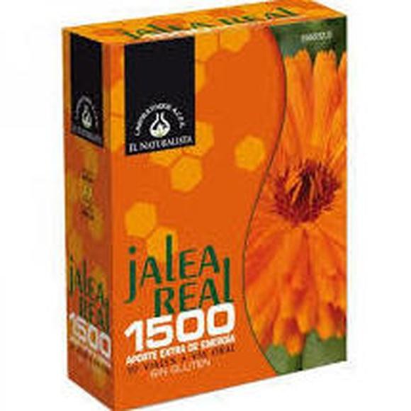 jalea real El Naturalista 1500 : Productos de Parafarmacia Centro
