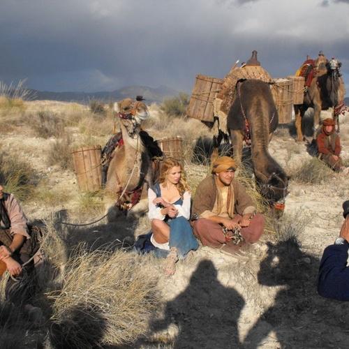 Rodaje de películas y series en la Comunidad de Valencia