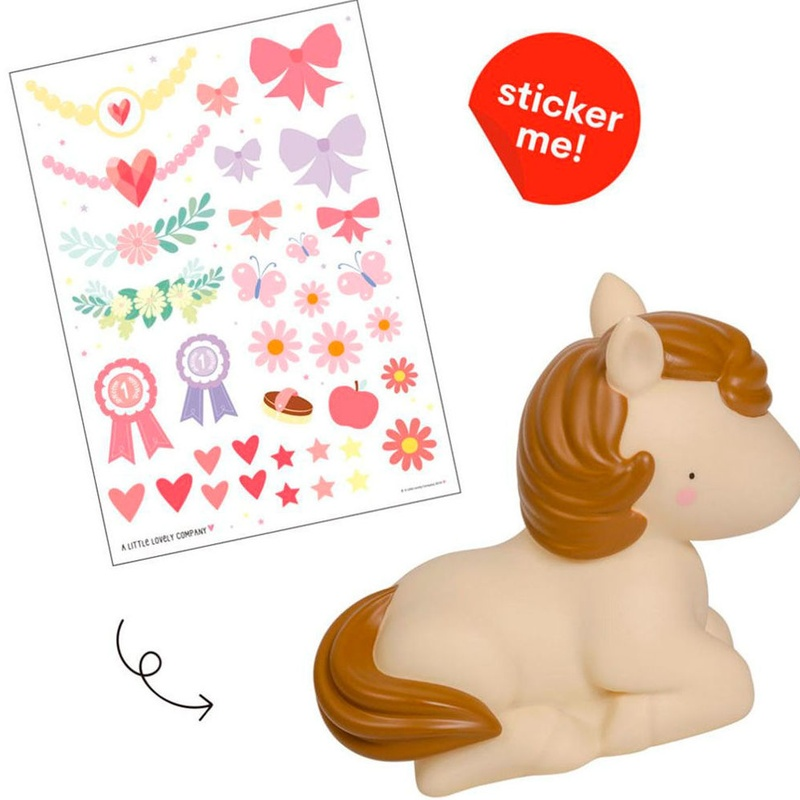 Mini Luz Caballo A Little Lovely Company: Productos de Mister Baby