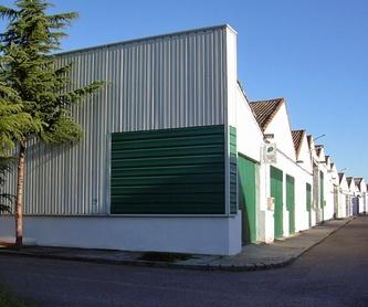 Almacenes: Alquiler  de Complejo San Jerónimo