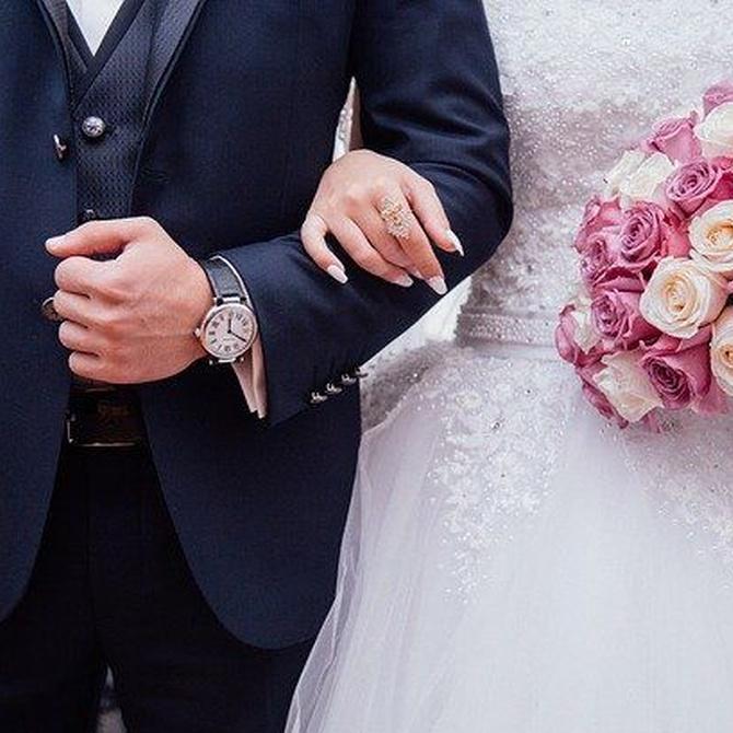Tendencias en trajes de novio para el 2020